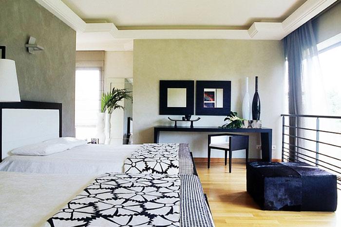 Grande chambre contemporaine