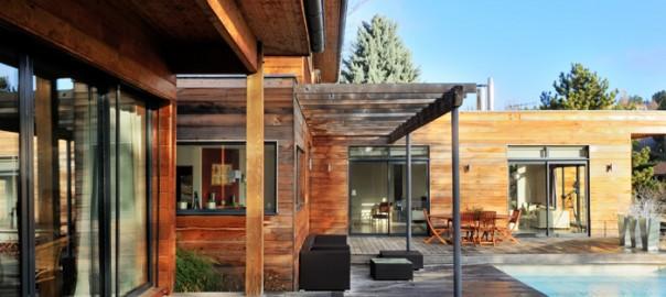 exemples de maisons architecte de maisons. Black Bedroom Furniture Sets. Home Design Ideas