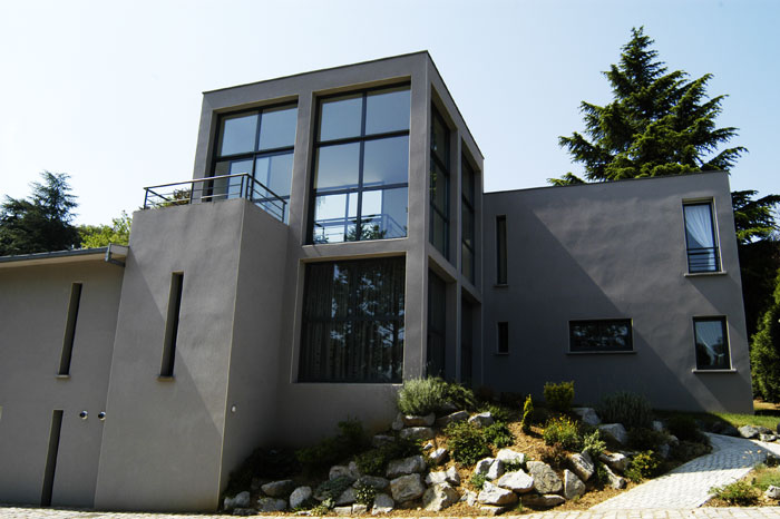 maison contemporaine architecte de maisons