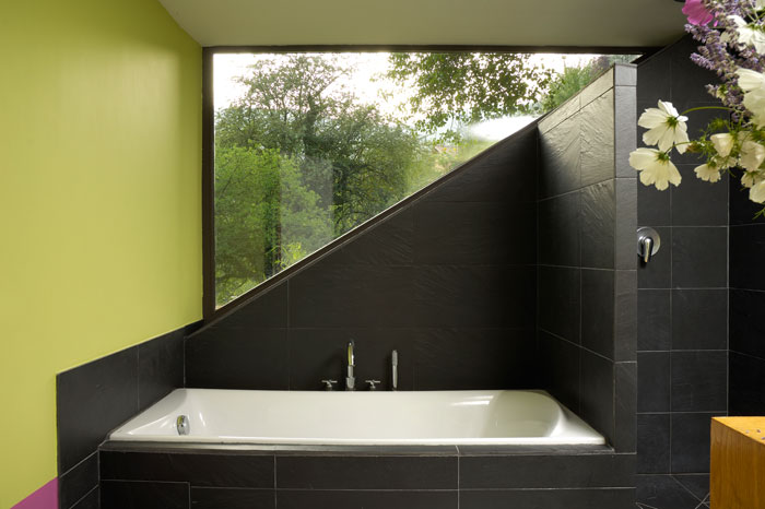 Architecture d 39 int rieur architecte de maisons for Interieur maison moderne salle de bain