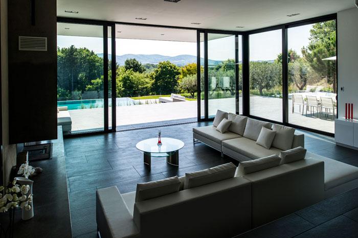 Maison Moderne Avec Grande Baie Vitree – Chaios.com