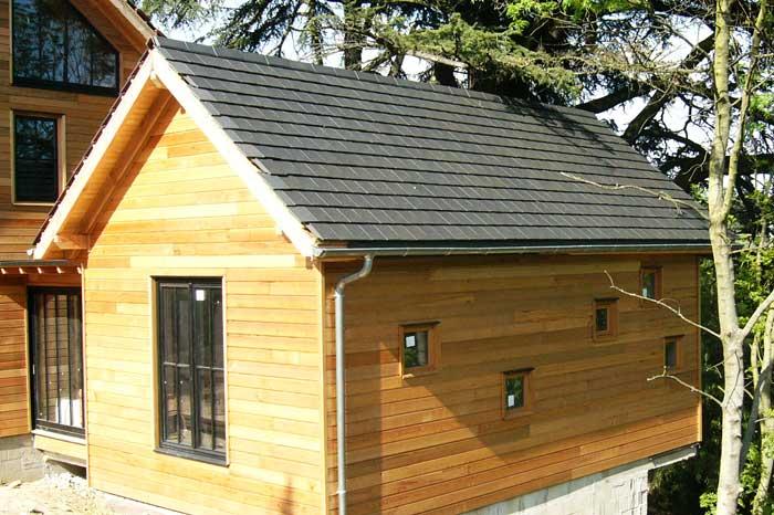 Les mat riaux de construction architecte de maisons for Toiture moderne