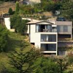 Architecture de maison et intégration au site