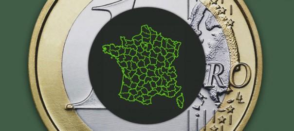 Prix des terrains constructibles en France