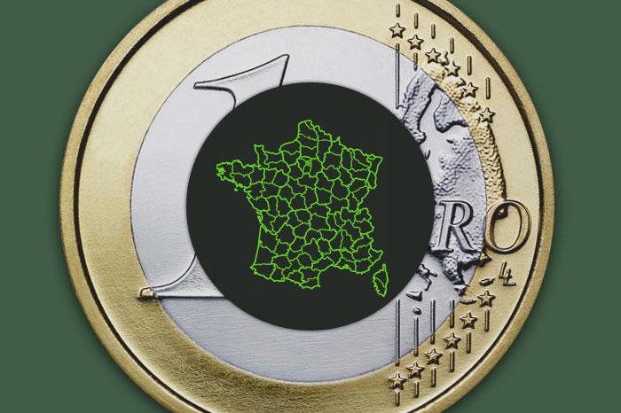 Prix des terrains constructibles (France métropolitaine)