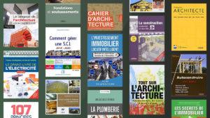 Les meilleurs livres: maison, architecture, construction, immobilier