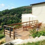 Jardin, terrasse, piscine et extérieur (photos)
